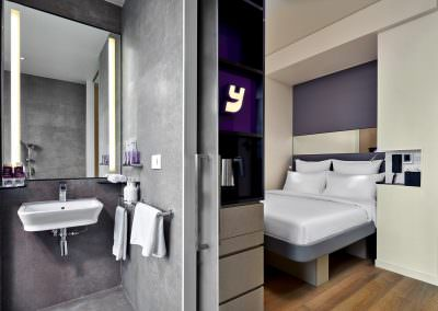 45-Interior Photography Singapore-Yotel - Accessible Room with Bathroom