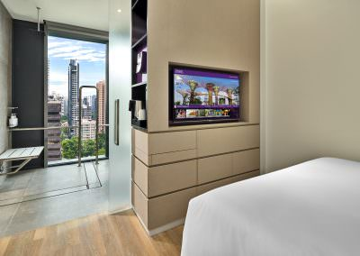 46-Interior Photography Singapore-Yotel - Premium Queen Accessible Cabin 1731