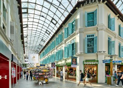 Architectural-Photography-bugis-junction-singapore-architecture-1