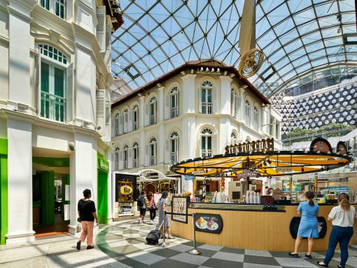 Bugis Junction Singapore | Architectural Photography