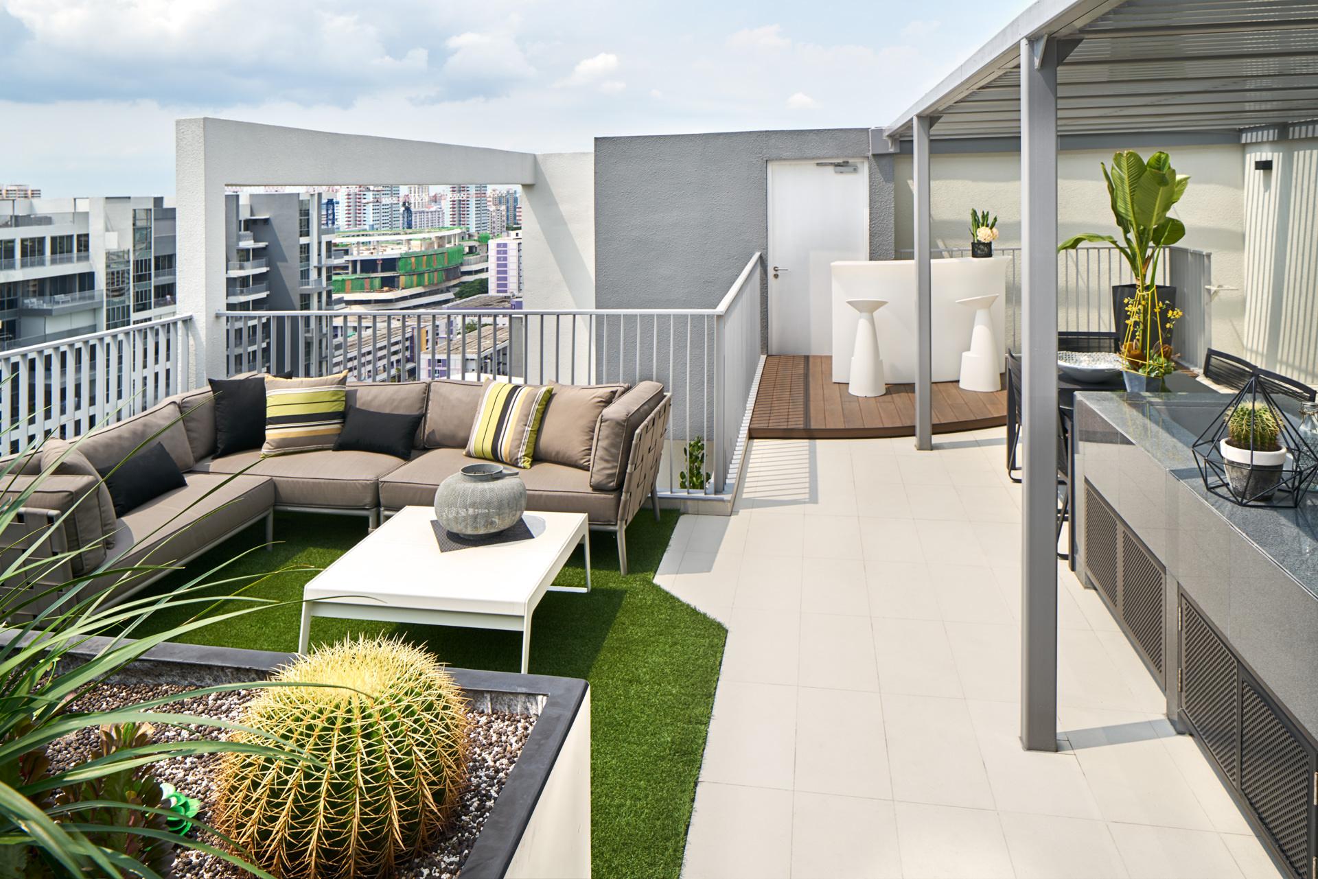 interior design photography at bedok residences in singapore