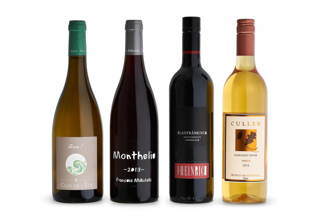 Drink Magazine 03 showing wine photography setup image