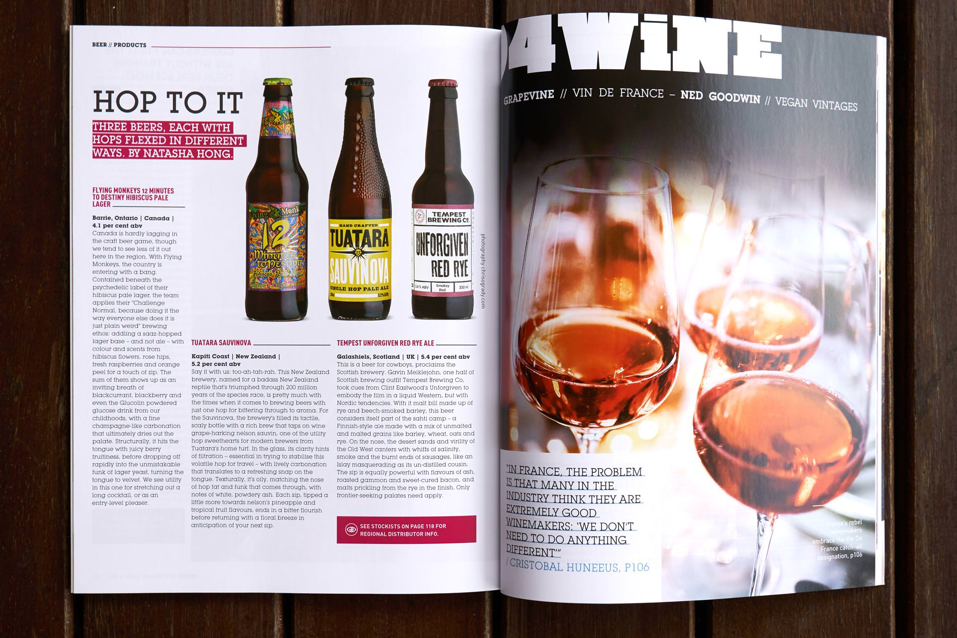 Beer And Wine Photography For Drink Magazine 04