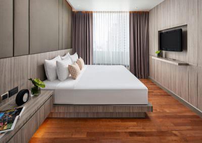 Frasier Suites Sukhumvit - 1 Bedroom Executive Bedroom 2303