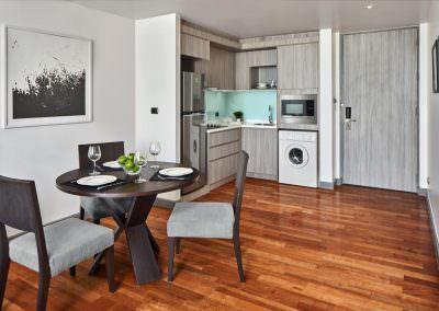 Frasier Suites Sukhumvit - 1 Bedroom Executive Kitchen Dining 2303