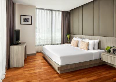 Frasier Suites Sukhumvit - 1 Bedroom Premiere Bedroom 2708