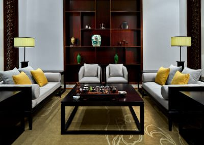 Interior Design Photography Singapore - Tea House Private Room