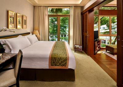 Interior Photography Treetops Executive Residences Singapore - Master Bedroom
