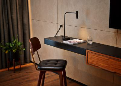 Astro Lighting Warehouse Hotel Singapore Bedroom Desk with Chair