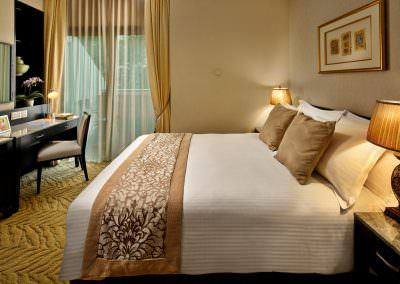 Interior Photography_-_Treetops Executive Residences Singapore_-_Second Bedroom
