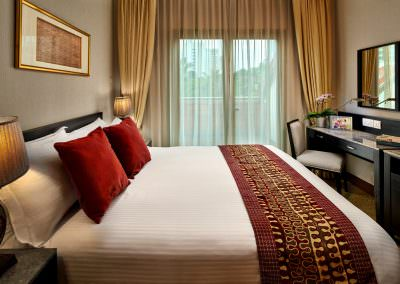 Interior Photography_-_Treetops Executive Residences Singapore_-_Third Bedroom