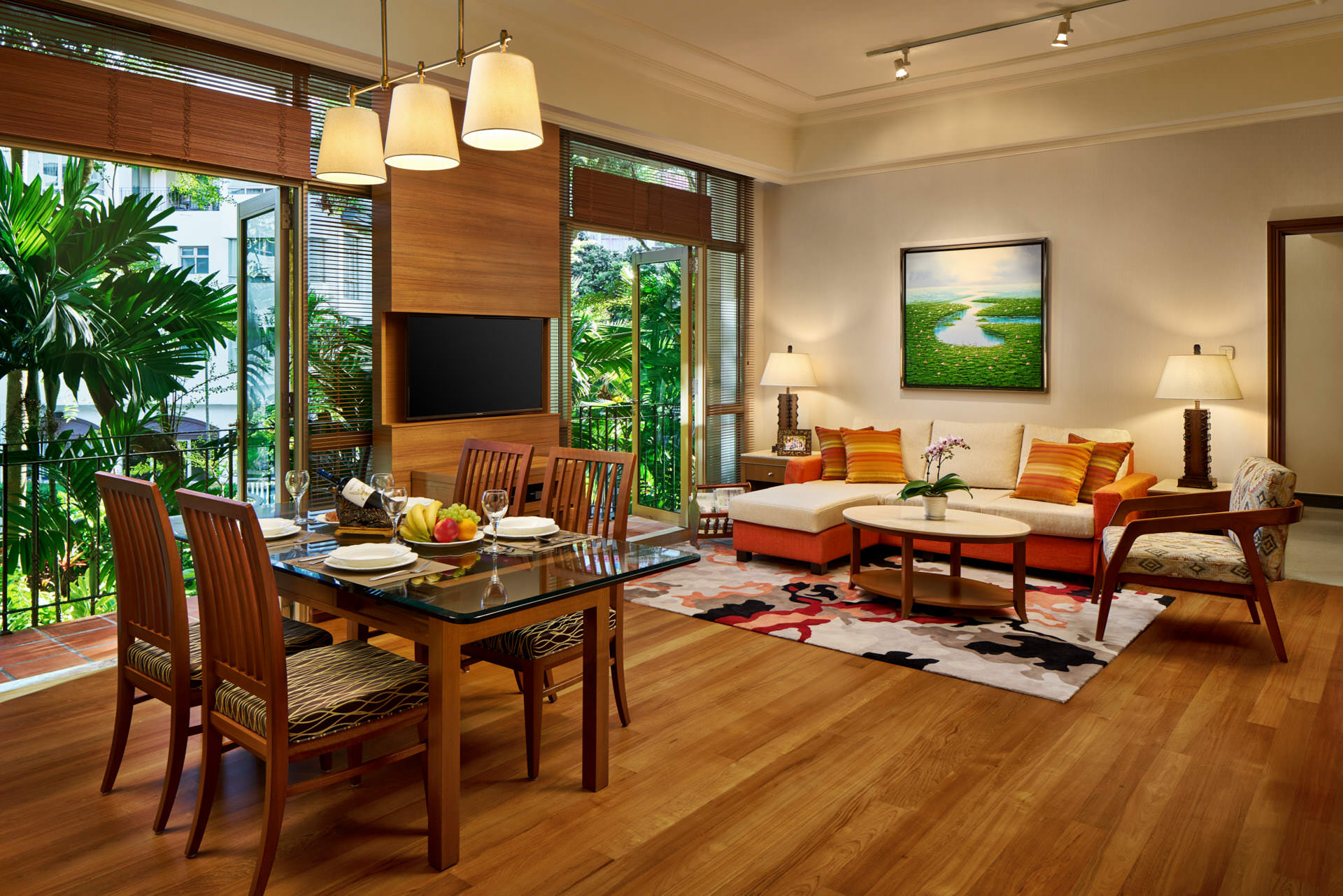 Interior Photography For Treetop Executive Residences
