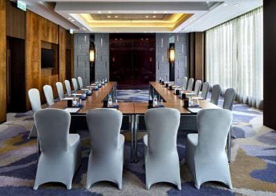 Meeting Room Interior Photography Hong Kong - Diamond 1-2 U Shape