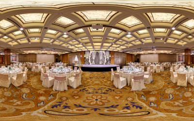 360 Virtual Tour for The Regent Hotel Royal Pavilion Ballroom in Singapore