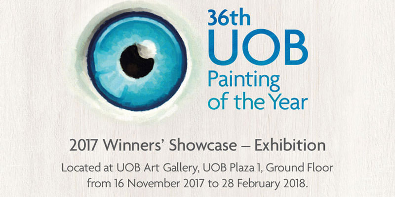 Art Gallery Virtual Tour of 36th UOB Painting of the Year Showcase