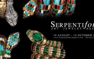 360 Virtual Tour of Bulgari SerpentiForm Exhibition at MBS Singapore