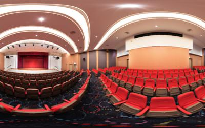 Virtual Tour The Chevrons Auditorium in Singapore