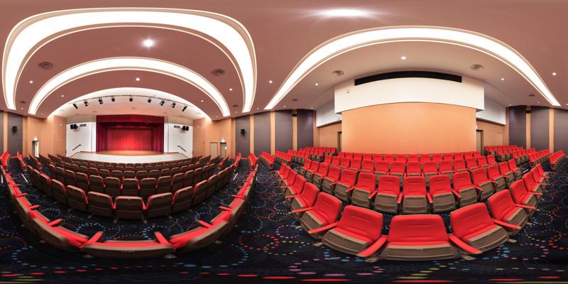 Virtual Tour The Chevrons Auditorium in Singapore