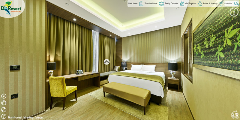 Virtual Tour for D Resort in Singapore
