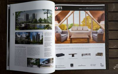 Interior Design Photography Featured in Design and Architecture Magazine