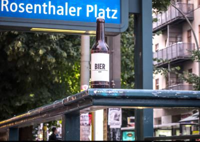BEIR… Consumed at Rosenthaler Platz in Berlin, Germany.