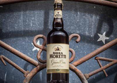 Birra Moretti Grand Cru.