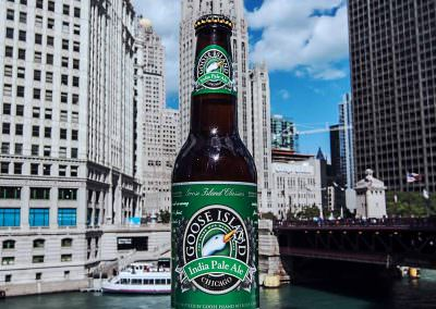 Goose Island IPA consumed in Chicago, USA.