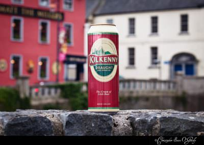 Kilkenny Draught.  Consumed in Kilkenny, Ireland.