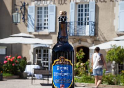 Thomas Becket Brune de Bourgogne consumed in Bourgogne, France.