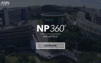 360 Virtual Tour for Ngee Ann Polytechnic in Singapore