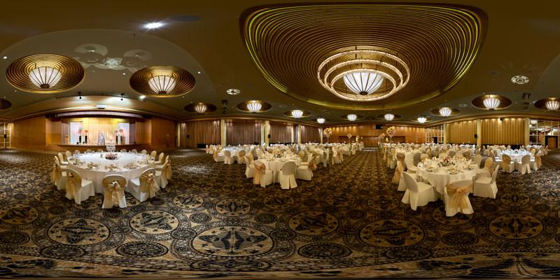 Ritz Carlton Ballroom Singapore 360 Virtual Tour