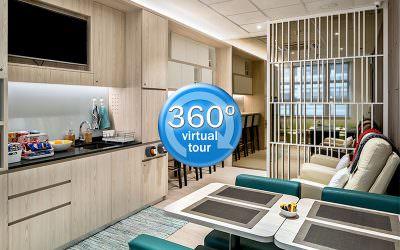 Ronald McDonald Living Room Singapore Virtual Tour