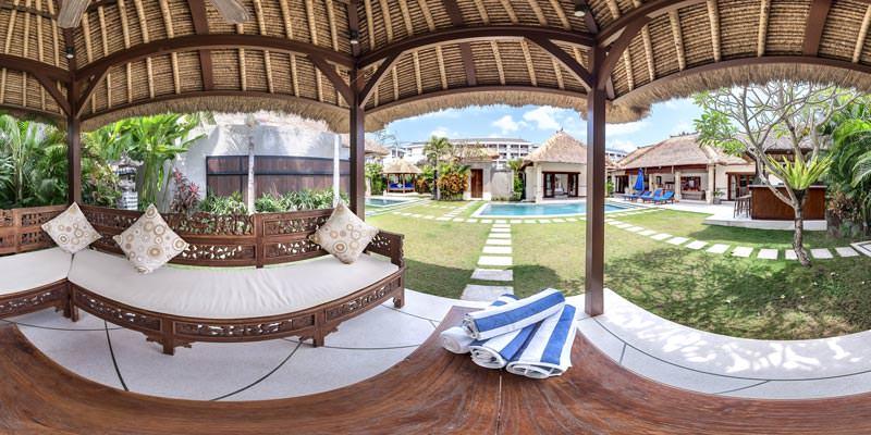 Virtual Tour for Villa Ke Bali in Seminyak, Bali