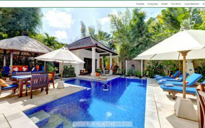 Virtual Tour for Villa Sayang in Seminyak, Bali