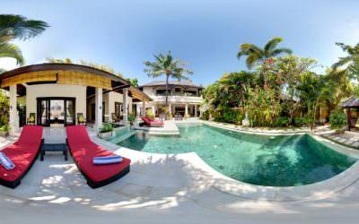 Virtual Tour for Villa Tresna in Seminyak, Bali