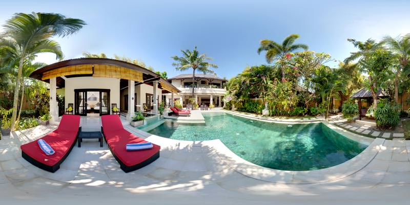 Virtual Tour for Villa Tresna in Seminyak, Bali